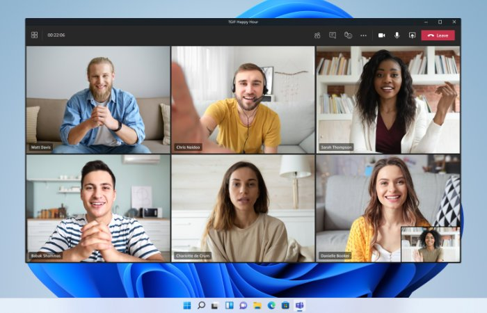 Windows 11 chat first preview