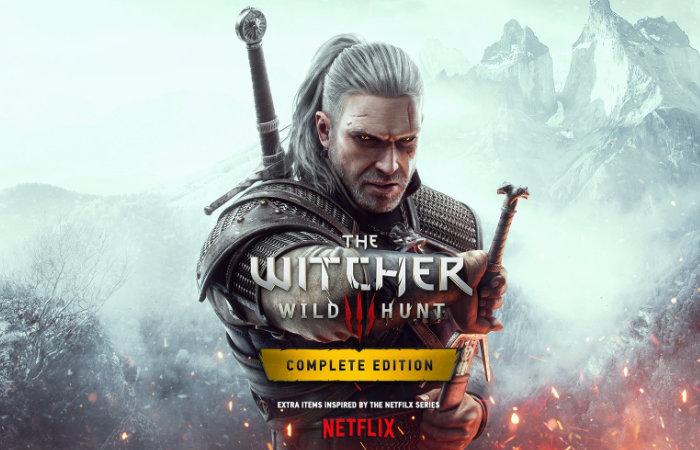 Witcher 3 Wild Hunt Netflix DLC