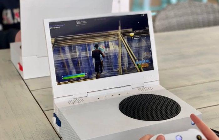 Xbox monitor Xbox Series S