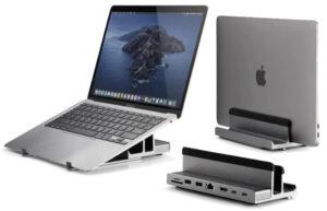 Xfanic aluminum laptop docking station