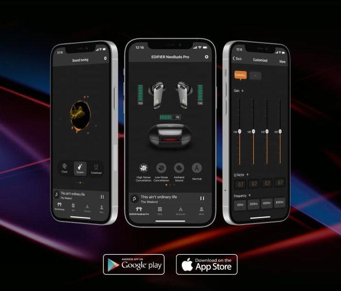 NeoBuds Pro wireless earbuds