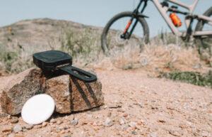 OMNI TRKR Apple Airtag bike tracker mount