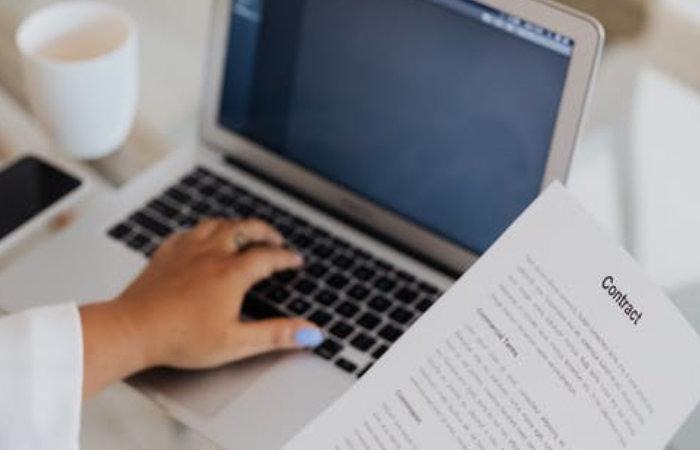 sign PDF online