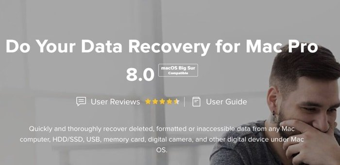 Do Your Data Recovery for Mac Pro