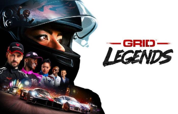 Grid Legends racing game