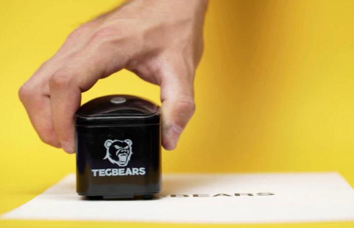 Tecbears mini handheld printer