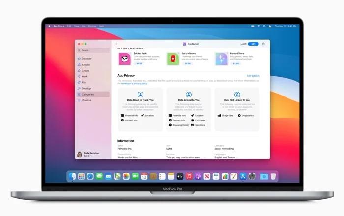 macOS 11.5.1 Big Sur