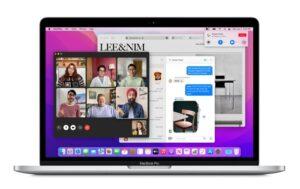 macOS 12 Monterey beta 4