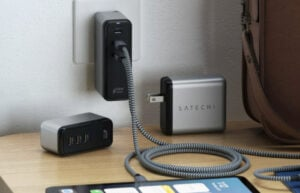 Three new Satechi USB-C chargers launch