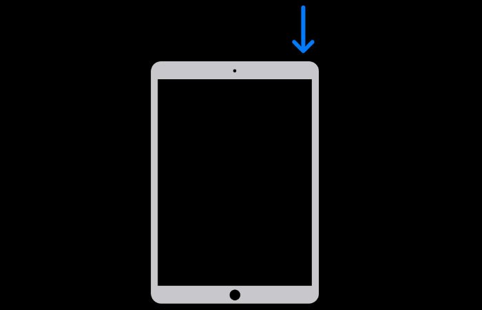ipad with a home button