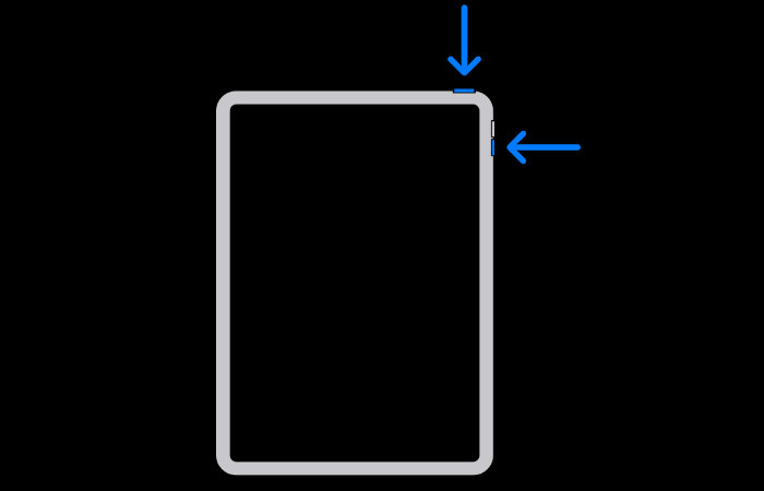 ipad without a home button
