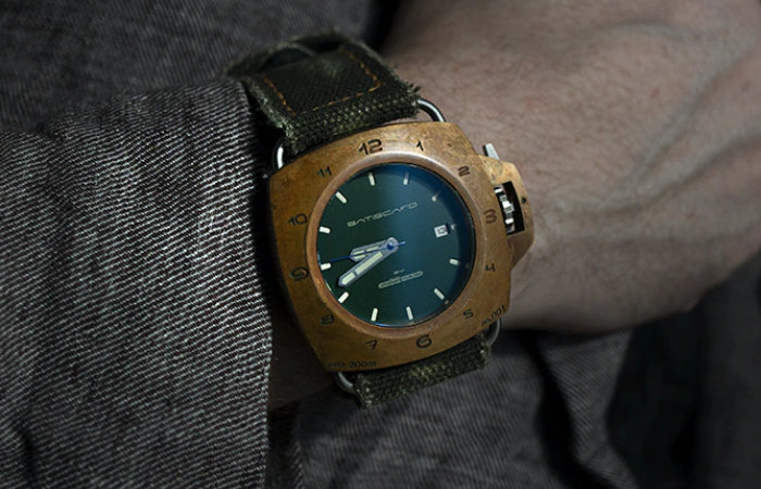 military diving watch