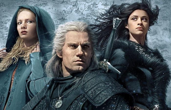 the Witcher season 2 TV series