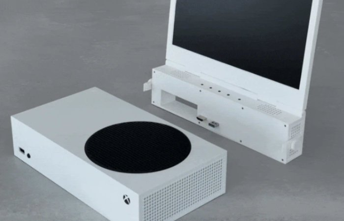 xScreen portable Xbox monitor