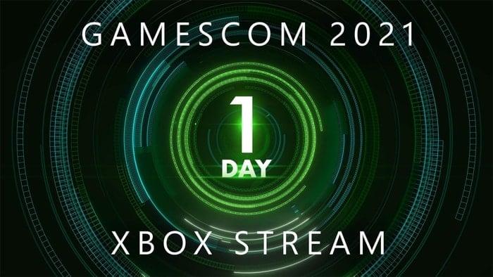 2021 Xbox gamescon
