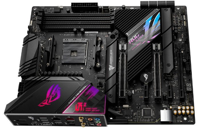 ASUS STRIX-E motherboards