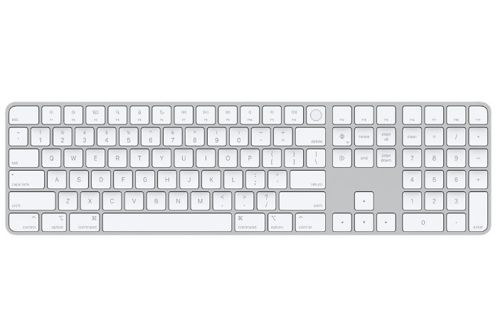 Apple Touch ID Magic Keyboard now available separately