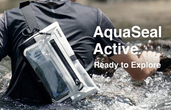 AquaSeal Active 100% waterproof EDC sling