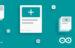 Arduino Opla IoT Kit templates