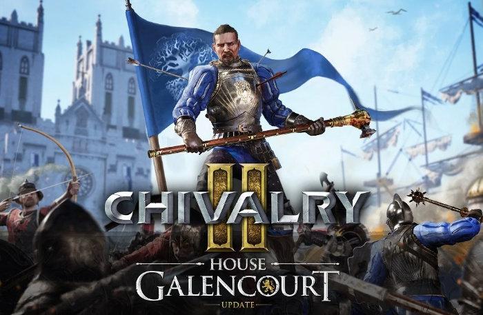 Chivalry 2 House Galencourt update