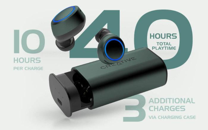 Creative Outlier Air V3 wireless earphones