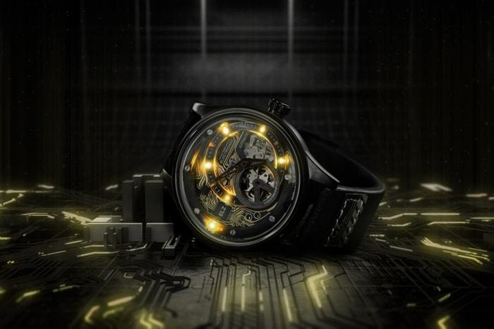 E-Circuit Black