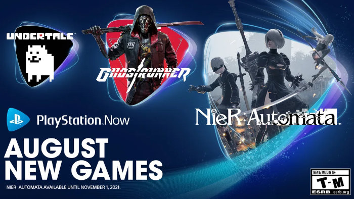 Free PlayStation Now games