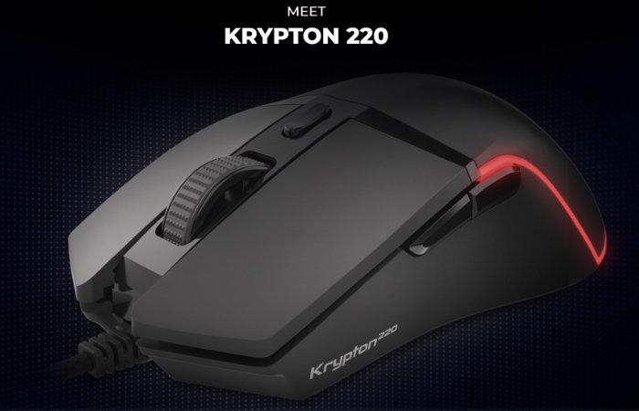 Genesis Krypton 220 gaming mouse