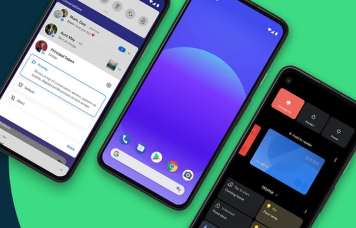 Google Android 11 update August 2021