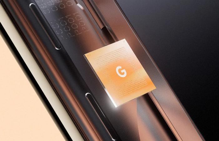 Google Tensor mobile processor