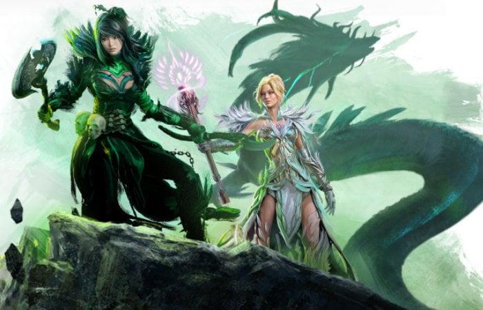 Guild Wars 2 End of Dragons