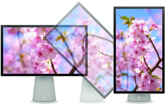 HP Chromebase all-in-one desktop