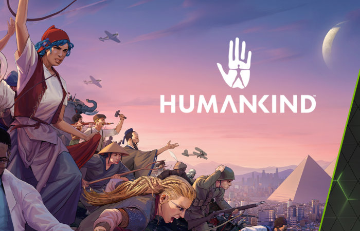 Humankind game joins GeForce NOW