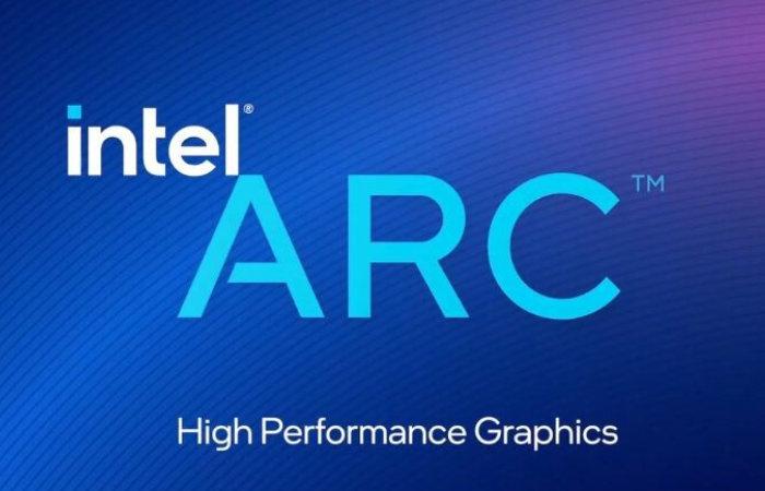 Intel Arc consumer high-performance graphics brand