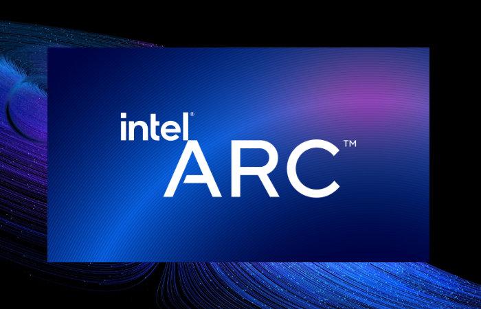 Intel Arc Alchemist GPU