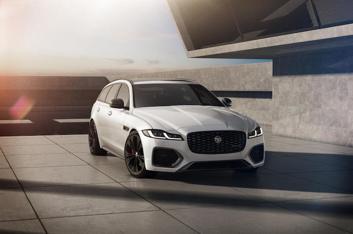 Jaguar XE and XF R-Dynamic Black