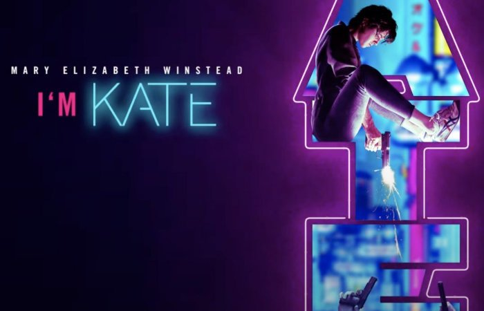 KATE premiers are Netflix September 10th 2021