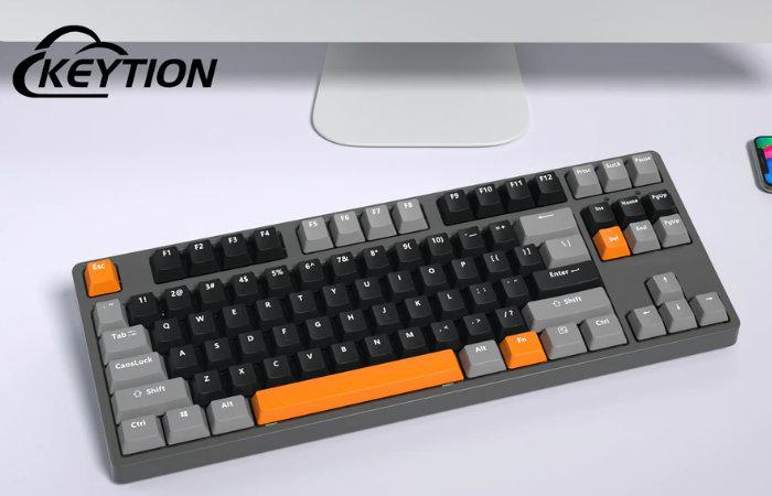Keytion gaming mechanical keyboard