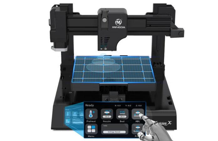 Magician X FDM 3D printer