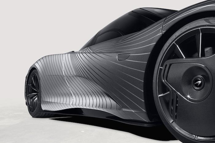 McLaren Albert Speedtail
