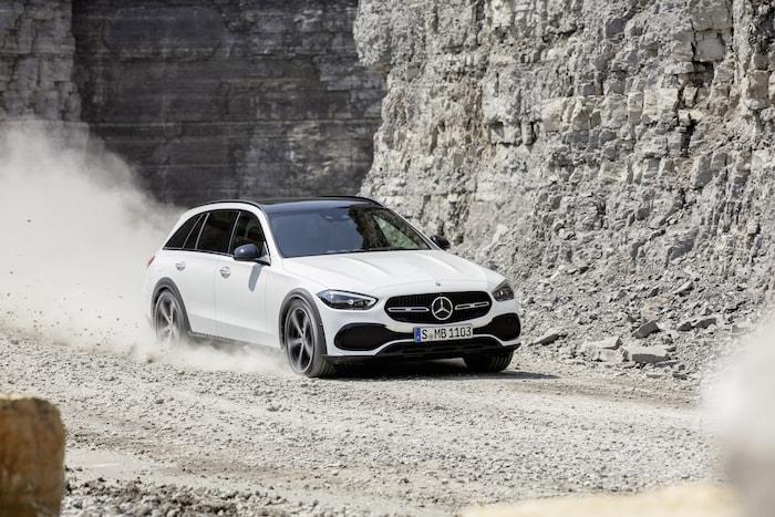 Mercedes C-Class Estate All-Terrain