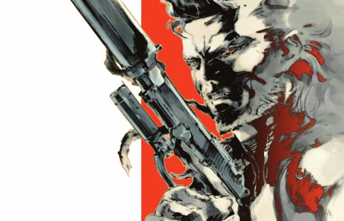 Metal Gear Solid 2 upscaled 4K trailer reveals new details