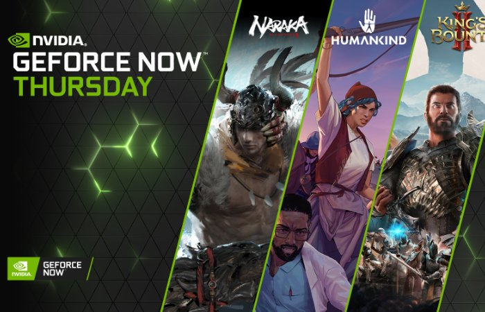 NVIDIA GeForce Now adds 34 new games this month