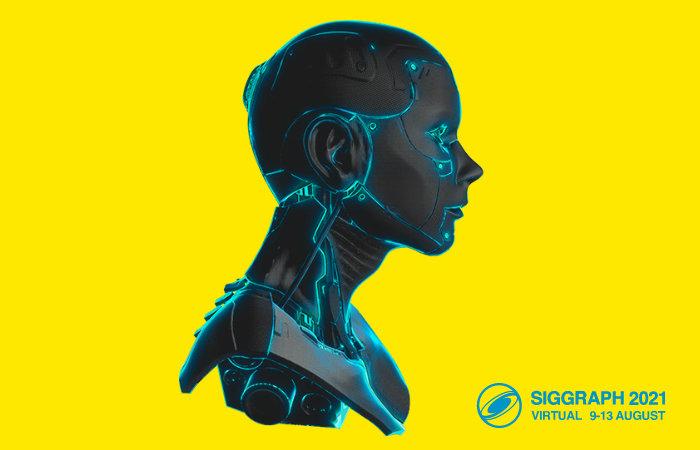 NVIDIA SIGGRAPH 2021 presentation