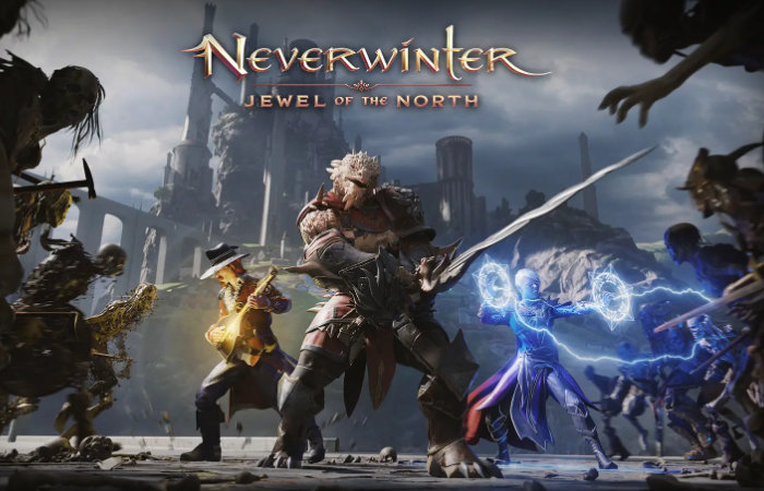 Neverwinter Jewel of the North launches August 24th 2021