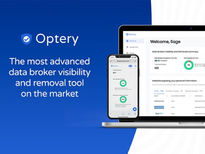 Optery Data Broker Removal