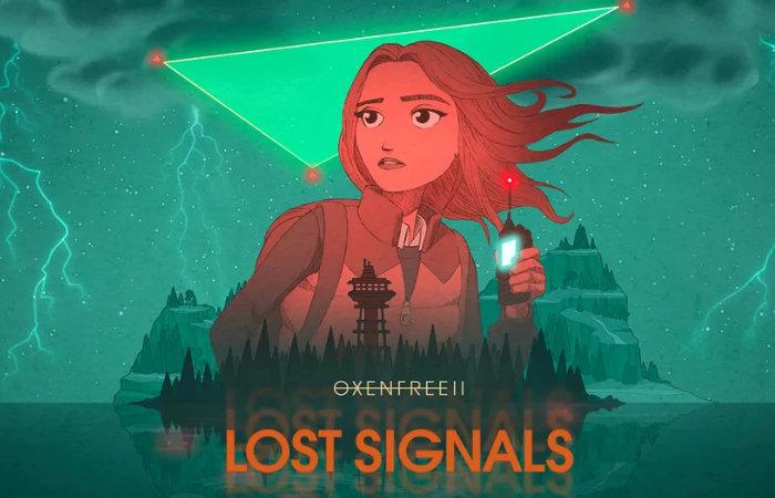 Oxenfree II Lost Signals adventure game