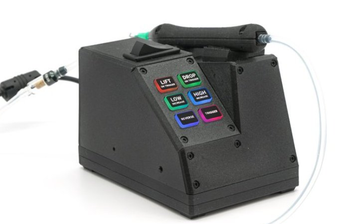 Pixel Pump PCB pick and place machine
