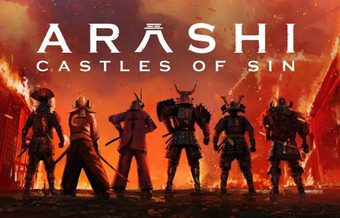 PlayStation VR samurai sword fighting game