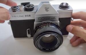 Raspberry Pi transforms analogue camera into digital camera